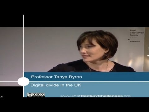 Professor Tanya Byron - 21st Century Challenges series