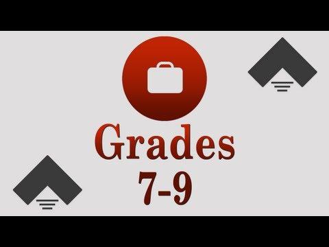 Short SAMPLE - Planning Your Work (Grades 7-9)