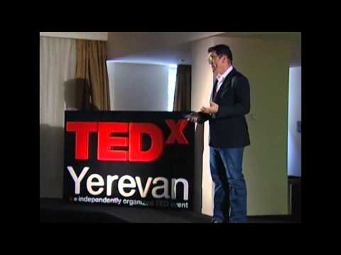 TEDxYerevan - Michael Aram - The Outsider Perspective