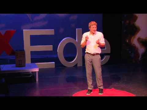 Participatory Video: Kees-Jan Mulder at TEDxEde