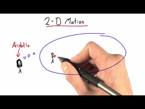 Two Dimensional Motion - Intro to Physics - Motion - Udacity