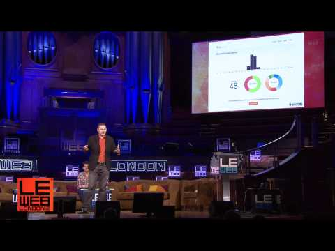 Nick Halstead is Interviewed by Milo Yiannopoulos at LeWeb London 2012