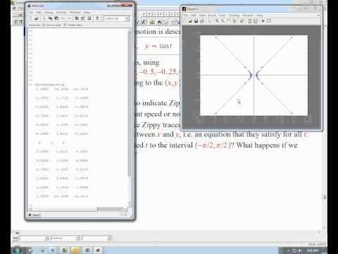 secant tangent hyperbola