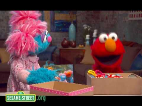Sesame Street: When Families Grieve Message for Families: The Memory Box
