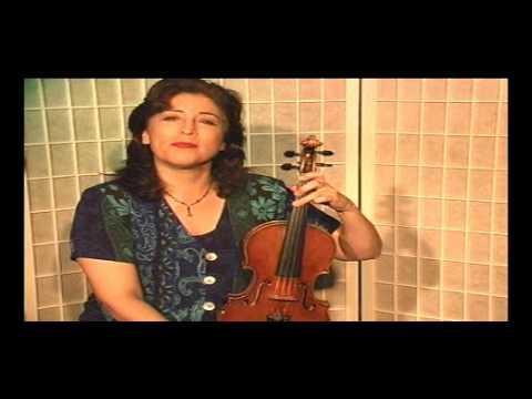 Violin Lesson - Theory - C Melodic Minor Scale