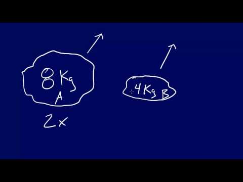 Physics Lecture - 11 - Newtons Second Law and Meatloaf