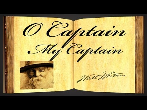 O Captain! My Captain! by Walt Whitman - Poetry Reading