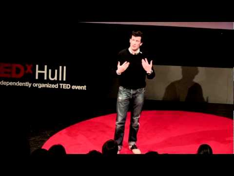 TEDxHull - Robin Harvie - Running To The Edge