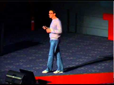 TEDxCapeTown: Patrick Kayton - Going With The Flow