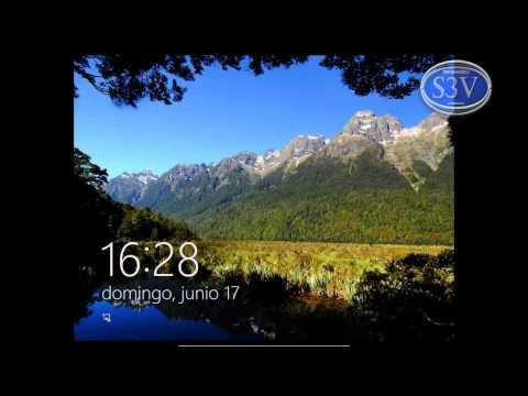 Windows 8 - Compartir sistema con Ubuntu