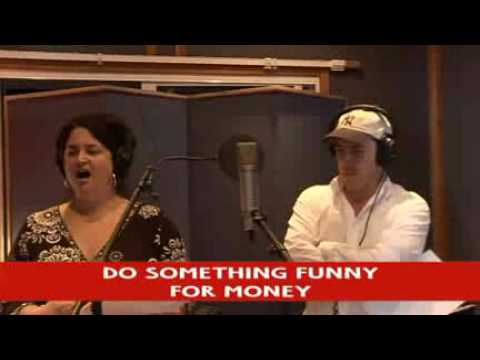 Rob and Ruth outtakes - Islands in the Stream - Red Nose Day 2009