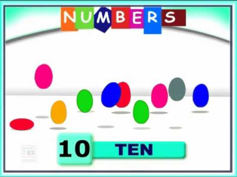 Pre School Learning - Numbers - Creative Learning for Kids