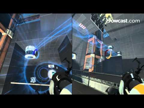 Portal 2 Co-op Walkthrough / Course 4 - Part 3 - Room 03/09
