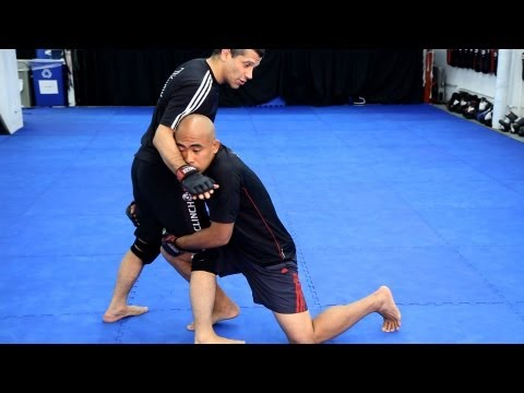 Takedown Defense: Countering Double / Sprawl | MMA Fighting Techniques