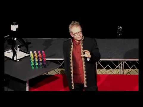 TEDxTeddington - Andrew Hanson - Colour is Crazy