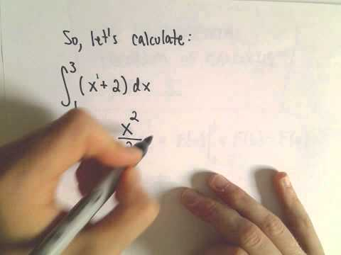 The Fundamental Theorem of Calculus. Part 2