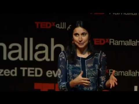 TEDxRamallah - Julia Bacha - One Story, One Film, Many Changes.