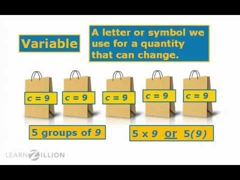 Write equivalent expressions using the distributive property - 6.EE.3