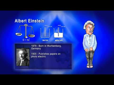 Top 100 Greatest Scientist in History For Kids(Preschool) - ALBERT EINSTEIN