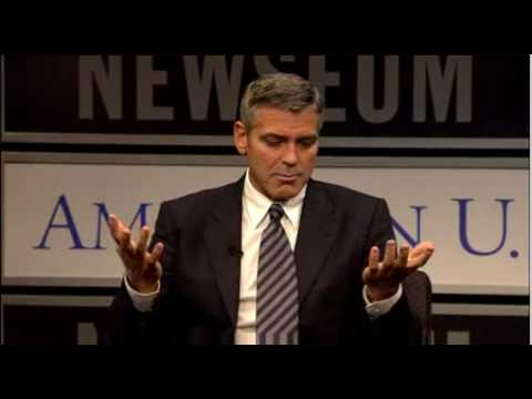 "Reel Journalism: ""Good Night, and Good Luck"" Part 2 (George Clooney)"