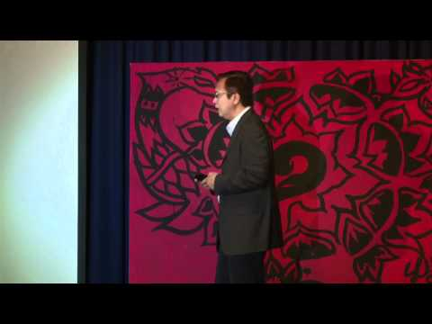 TEDxPhnomPenh - His Excellency Pan Sorasak - Bridging the Digital Divide