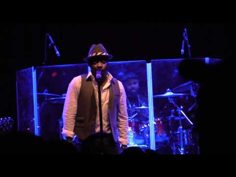 Singer Anthony Hamilton Encourages Teens to Stay in School