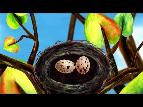 """Newt & Nest - Lower Case Alphabet """"n"""""""