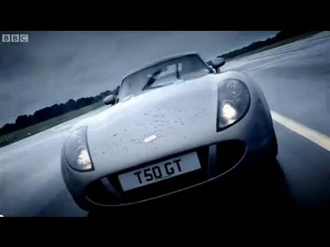 Top Gear - Marcos TSO GT2 - BBC