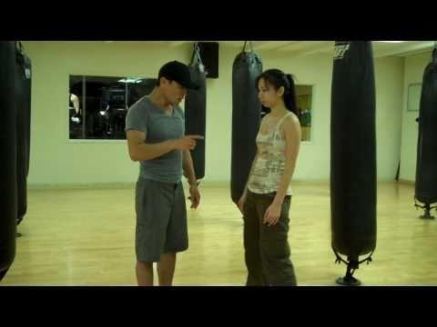 Wing Chun - Chum Kiu (part 4)
