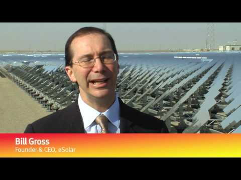 Technology Pioneer 2010 - Bill Gross (eSolar)