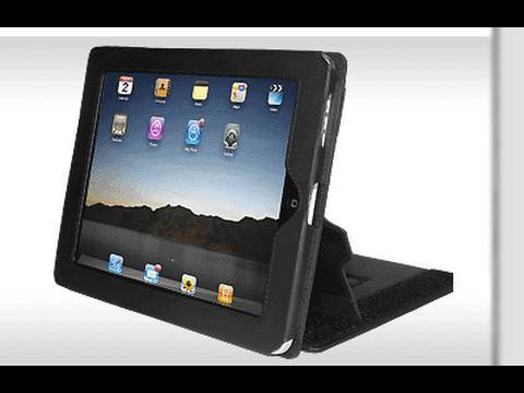 ZooGue Smart Case Review for iPad
