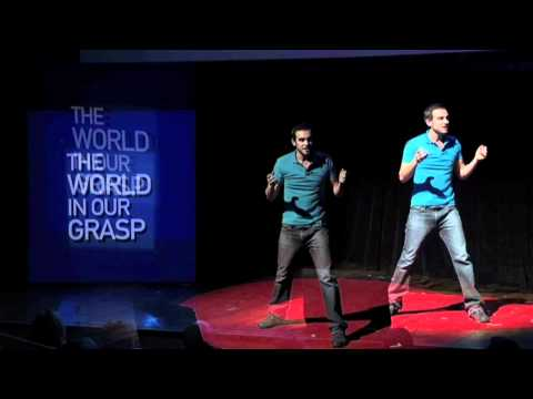 TEDxSanDiego 2011 - Charlie Morley - Lucid Dreaming, Embracing Nightmares
