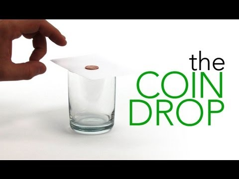 The Coin Drop - Sick Science! #005