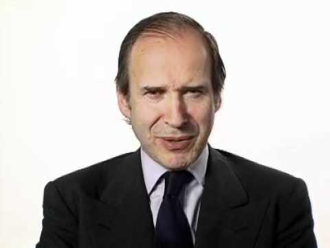 Simon de Pury:  Is art the best investment?