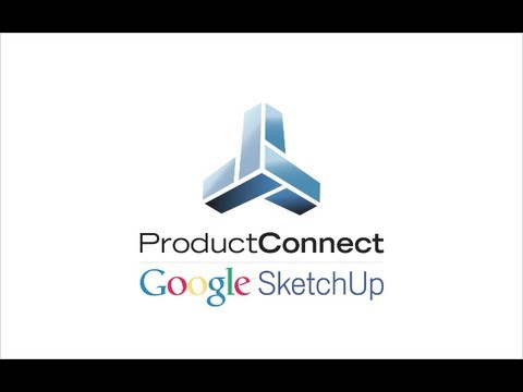 Product Connect for Google SketchUp - Introduction