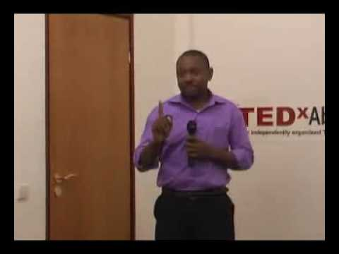 TEDxAbuja - Anthony Onugba - In my dreams