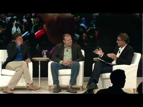 We the people - Panel discussion moderated by John Battelle at Zeitgeist Americas 2011