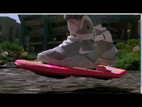 """Nike to Unveil """"Back to the Future"""" Shoes!"""