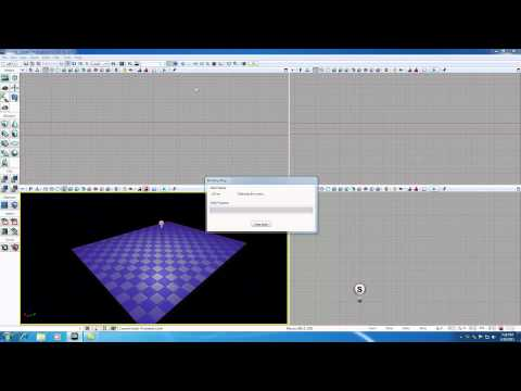 Unreal Development Kit UDK Tutorial - 10 - Building a Simple Floor
