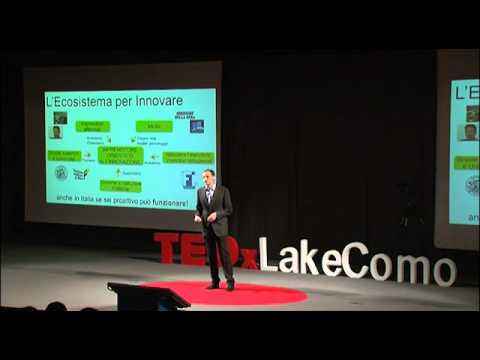 TEDxLakeComo -- Davide Marrone - In Italy innovation is possible