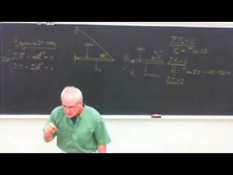 Saylor ME202: Engineering Physics Statics and Elasticity