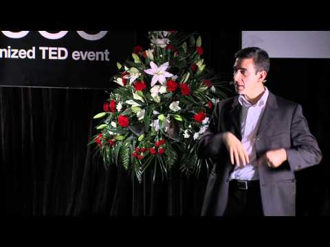 TEDxUCC -- Padraig Cantillon Murphy --When Doctors and Engineers Talk