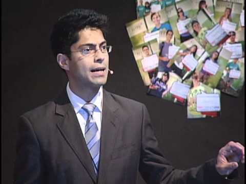 TEDxTerryTalks - Hussein Janmohamed - Choral Music: The Road to Harmony and Peace