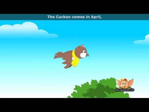 The Cuckoo - Nursery Rhyme Karaoke