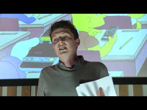 TEDxSussexUniversity - Ross Breadmore - Hiding in the Plain