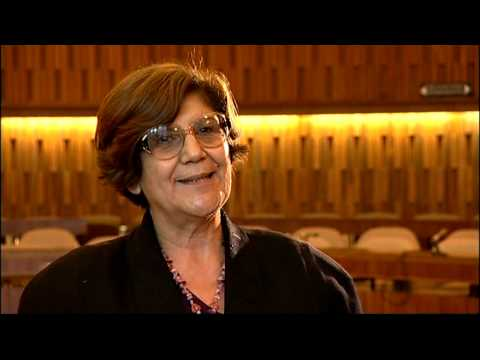 Rashida Il Ridi (Egypt), Women in Science awards 2010