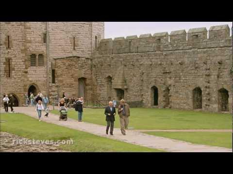 North Wales: Caernarfon Castle