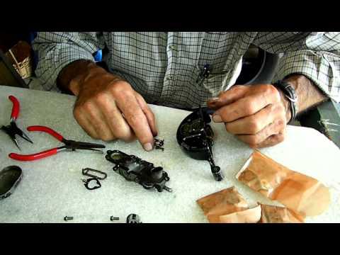 Rebuilding Model A Ford Wiper Motor
