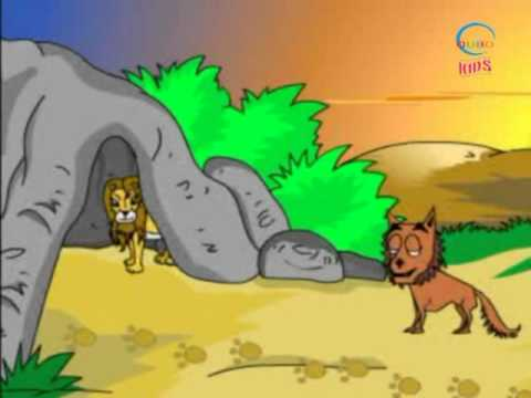 The Talking Cave - Animated Stories - English