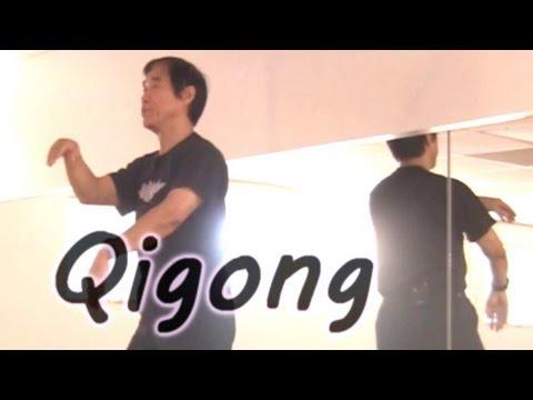 Qigong by Mater Li Junfeng, Healing Sheng Zhen Movements by AOMA Austin